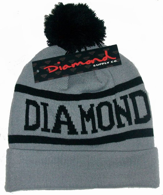 Diamond Supply Co Beanie (7)  53bab3fae55c