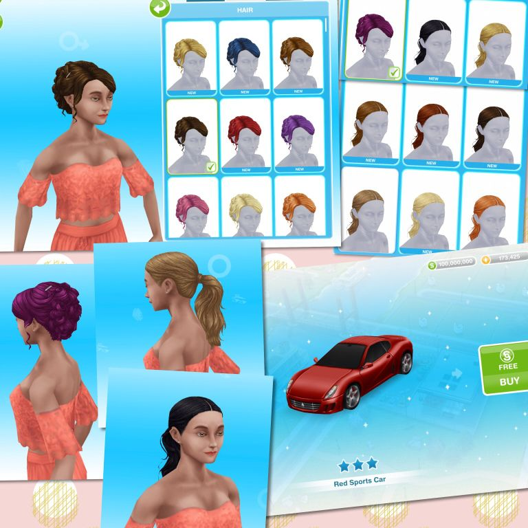 The Sims Freeplay Wedding Presents Live Event The Girl Who Games Sims Free Play Sims Live Events