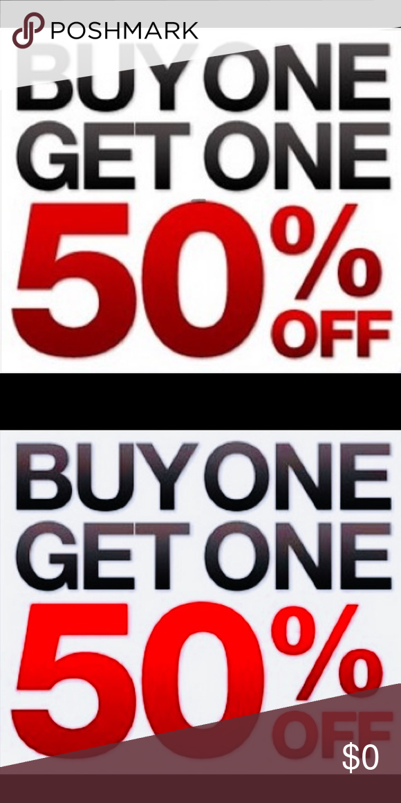 BOGO SALE ON ALL SHOES!!! All shoes are