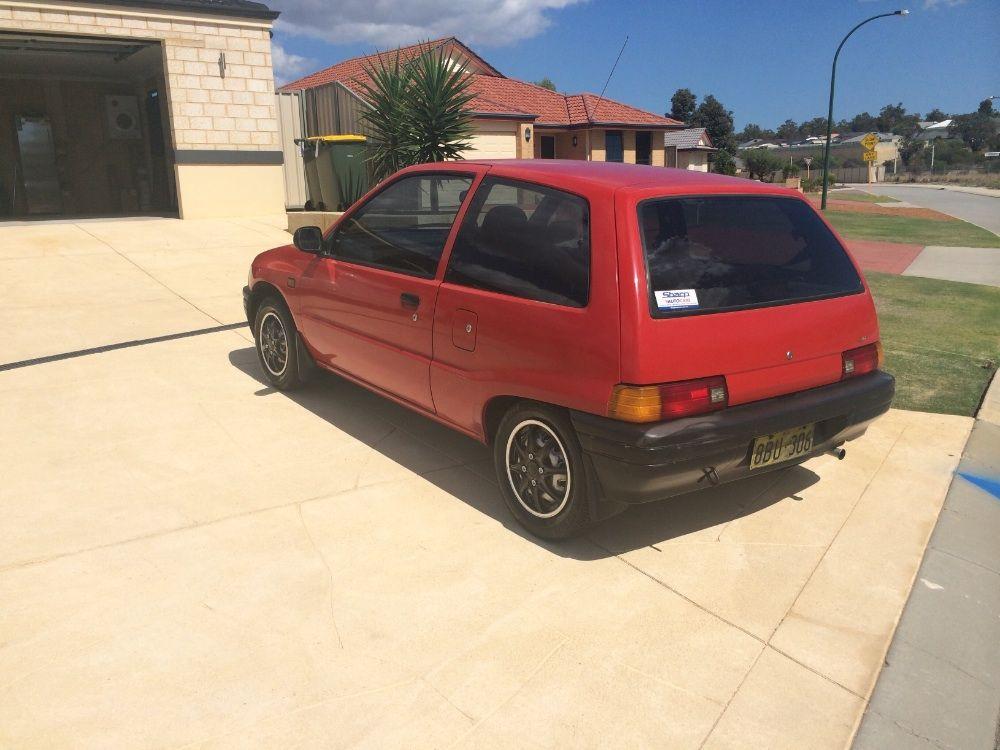 1989 Daihatsu Charade Hatchback - http://www.austree.com.au/ads ...