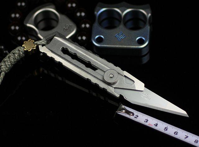 High End Utility Knife Olfa Ck 2 Blade Small Knife