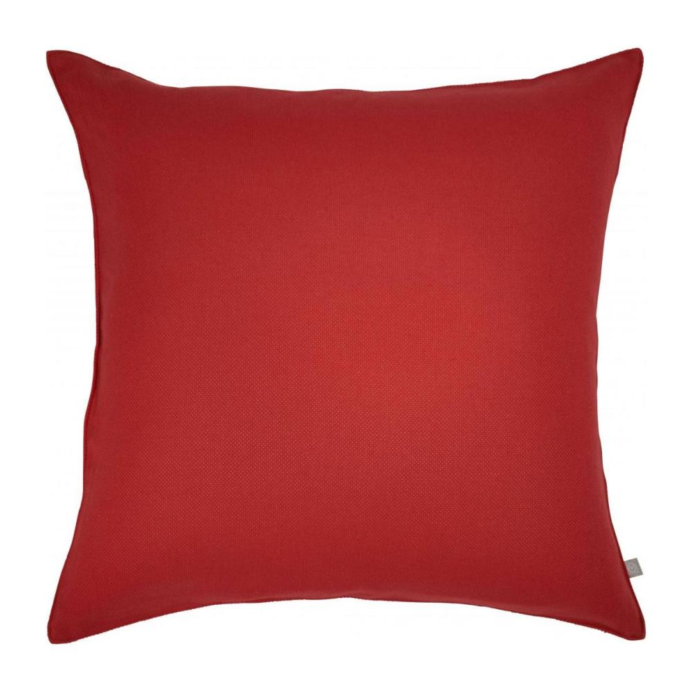 Cojín rojo 50X50cm en 2020 | Cojines rojos, Rojo, Cojines