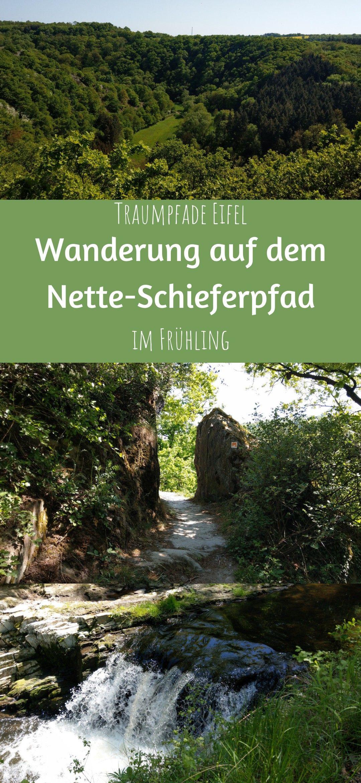 Eifelzauber – Burg Eltz und Nette-Schieferpfad