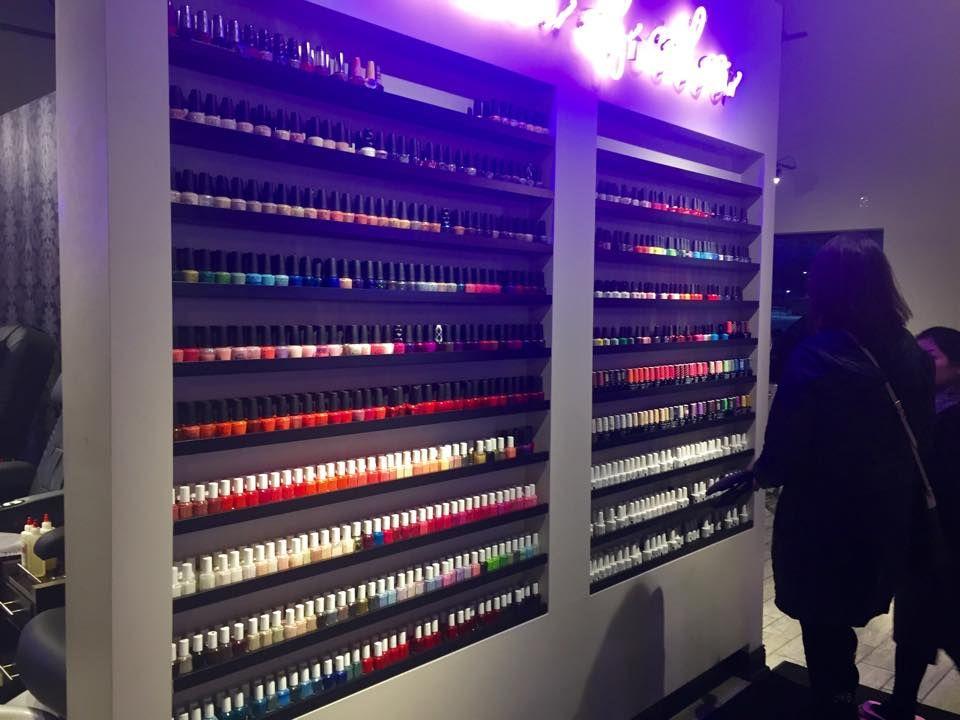 Retail at Polished Nail Bar Milwaukee and Brookfield, WI ...
