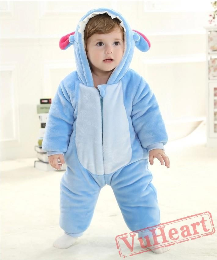 0dc69a44e77c various styles a8468 28a17 pisces blue fish baby flannel onesies ...