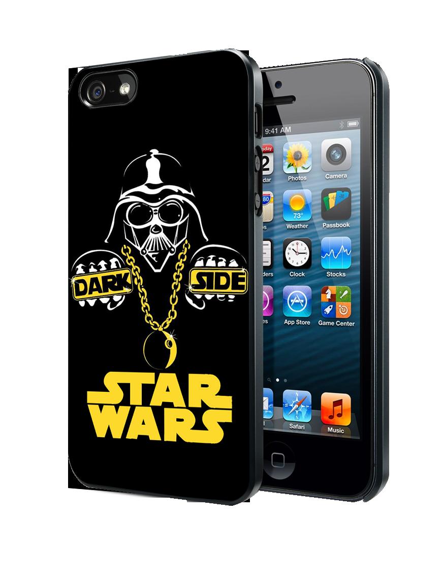 Star Wars Darkside Samsung Galaxy S3 S4 S5 Note 3 , iPhone 4 5 5c 6 Plus , iPod 4 5 case