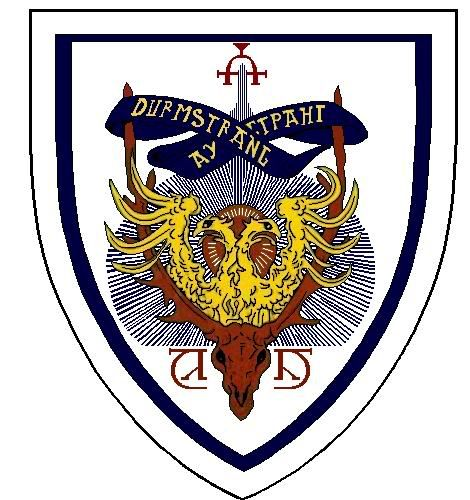 Image result for durmstrang crest