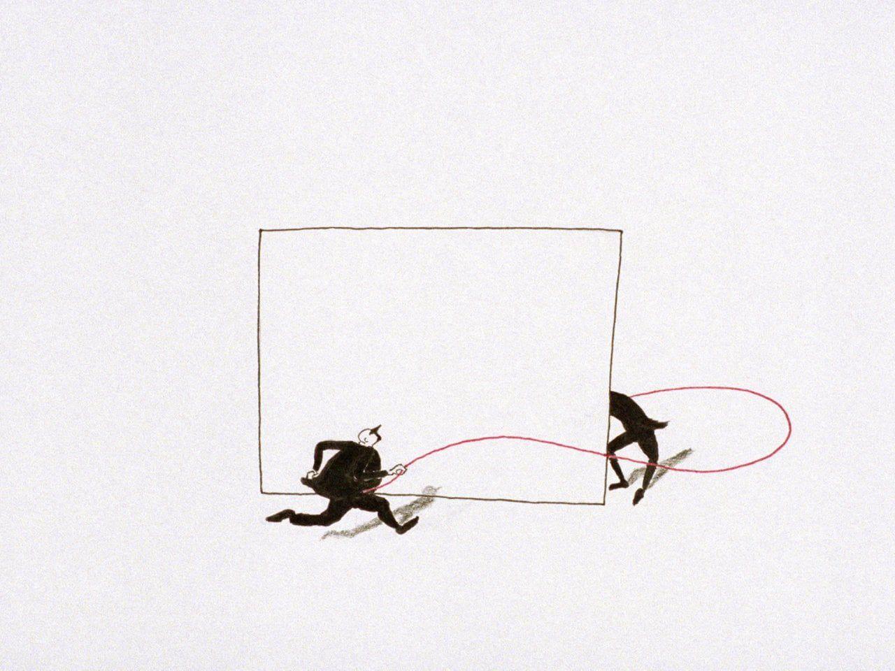 Rope Dance (Seiltänzer), by Raimund Krumme (Preview) (With