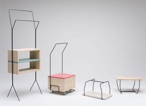 Italian Designer Simone Simonelli Presented Three Little Mobile