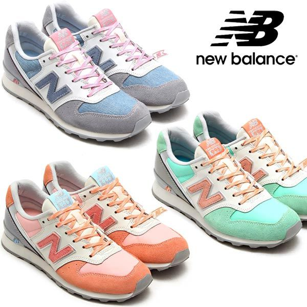 New Balance Vert Et Gris Pastel