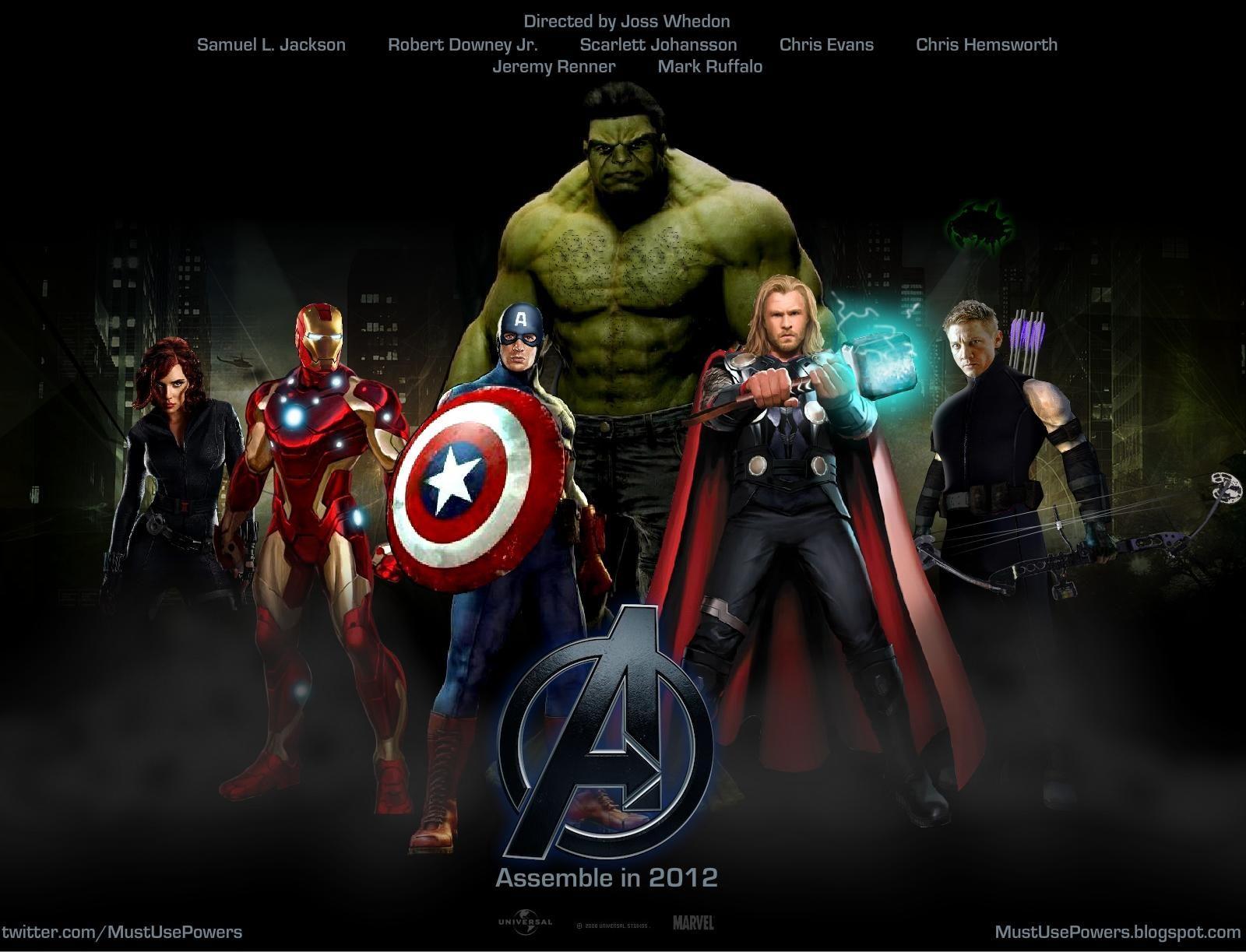 Marvel Avengers Wallpaper Download