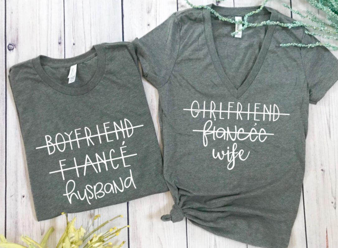 Couple Wedding Gifts: Girlfriend Fiancee Wife, Boyfriend Fiancee Husband