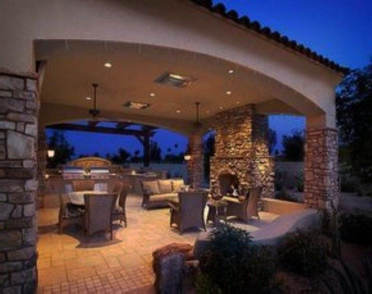 30 Classy Covered Outdoor Patio Suggestions Zeltahome Com Covered Patio Design Outdoor Patio Designs Backyard Patio Designs
