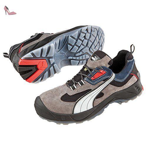 Puma 640740.41 Mercury Chaussures de sécurité Low S1P ESD