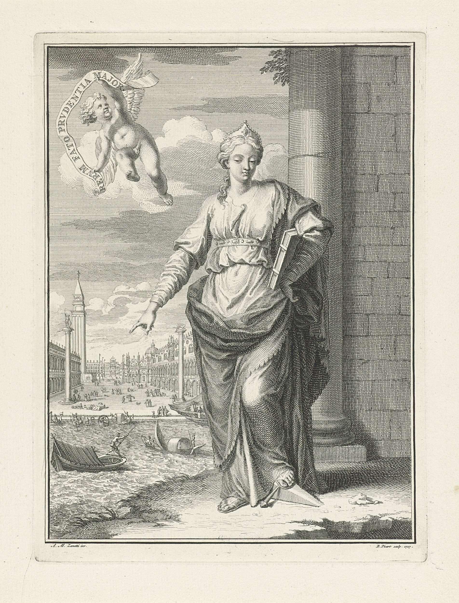 Voorzichtigheid( - Urania (Rijksmuseum)   Pinterest - Venetië, Lucht ...