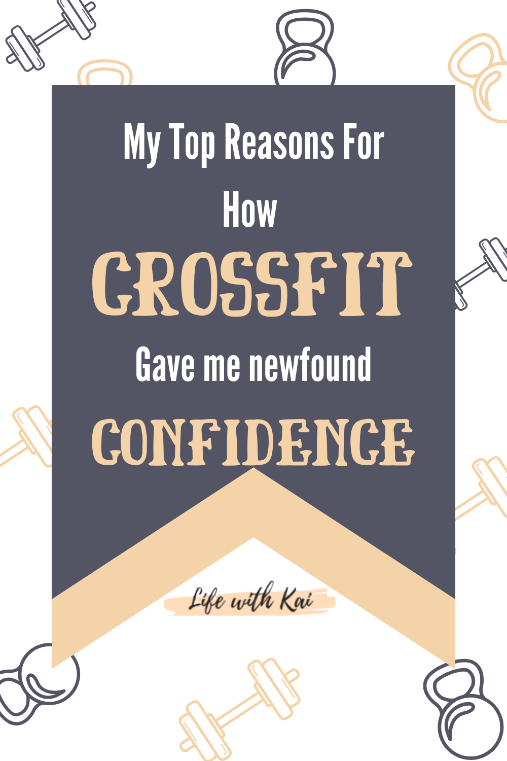 Join me on the blog where I share a part of my story with how I have struggled with negative body image since I was 7 years old and how I am overcoming those negative thoughts with CrossFit. Not only does CrossFit boost my confidence, but it helps me practice a more positive mindset and is allowing me to cultivate self-love. See my top reasons how now!  #bodyimage #selflove #crossfit #confidence #mindset #wellness #healthandwellness #fitness #exercise #howtogainconfidence #positivity