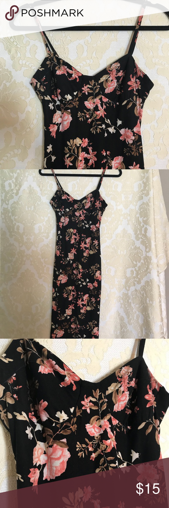 Pretty Flower Dress Size Small