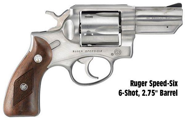 Jerry Miculek Revolver showdown comparison S&W Colt Ruger