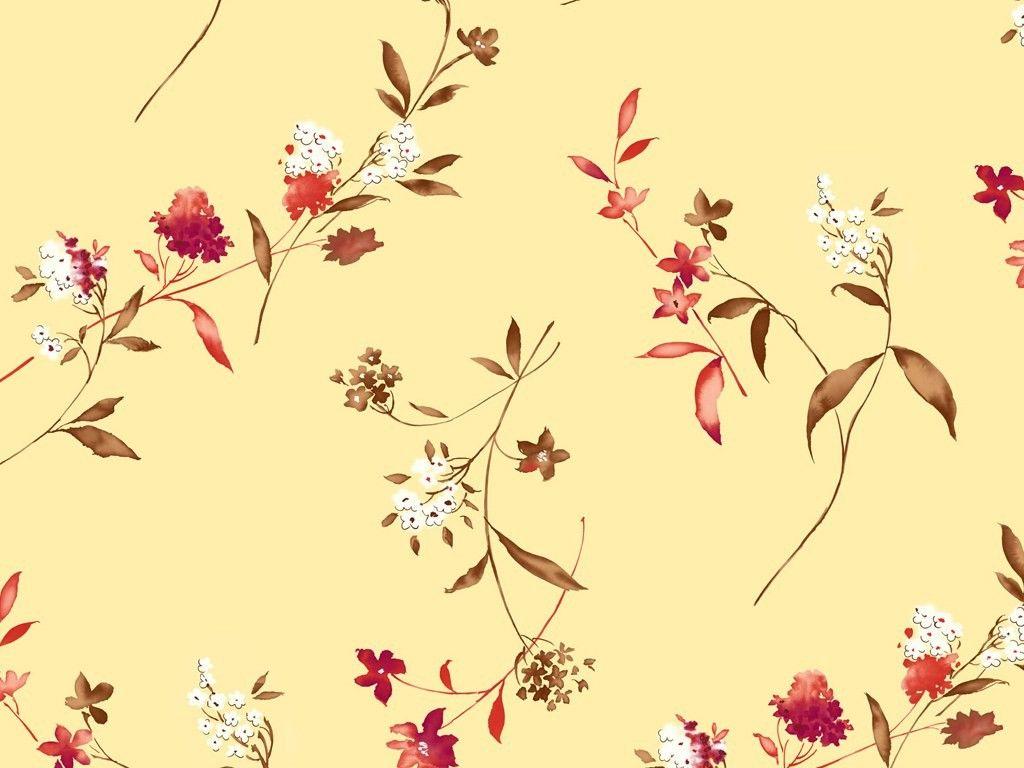 Floral Pattern Picture and Tutorial - http://uniqueflowerarrangement.com/wallpaper/floral-pattern-picture-tutorial/
