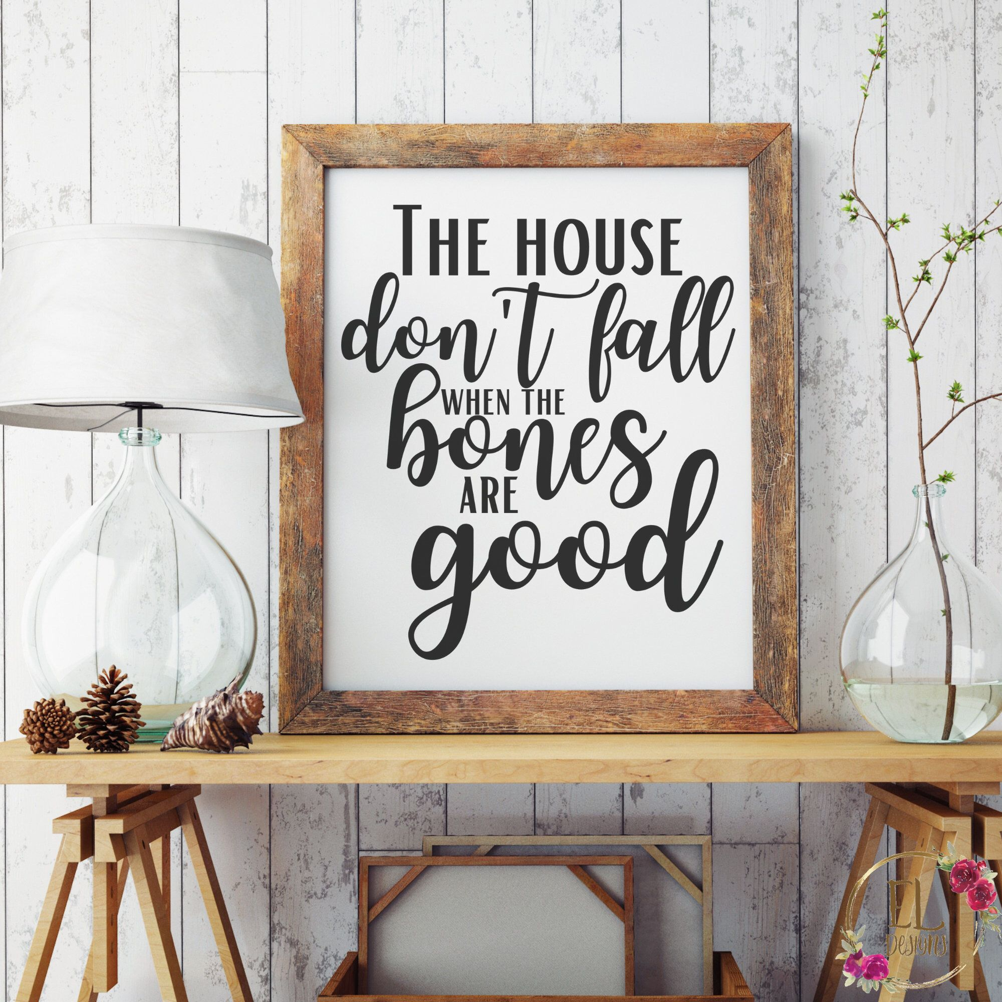 Download Song Lyrics SVG The House Dont Fall when the Bones are ...