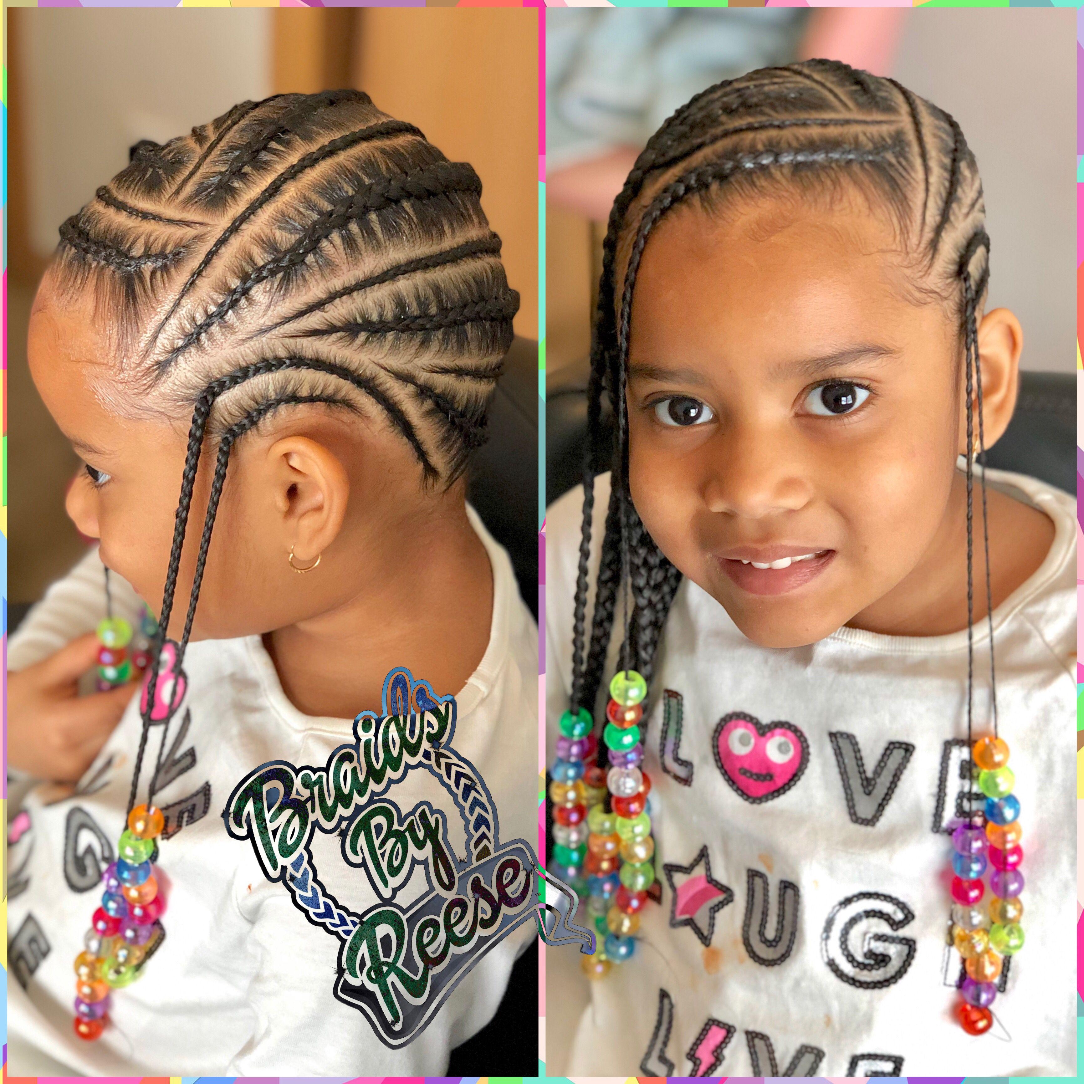 Pin By Braidsbyreese On Hair Hair Styles Black Kids Hairstyles Braids For Black Hair