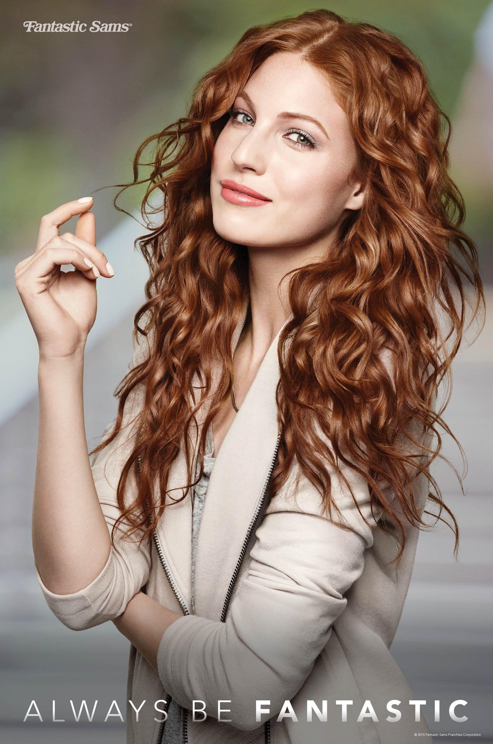 Womensstyles Womenshair Redhead Waves Longhair Fantasicsams Alwaysbefantastic Hair Styles Clip In Hair Extensions Hair