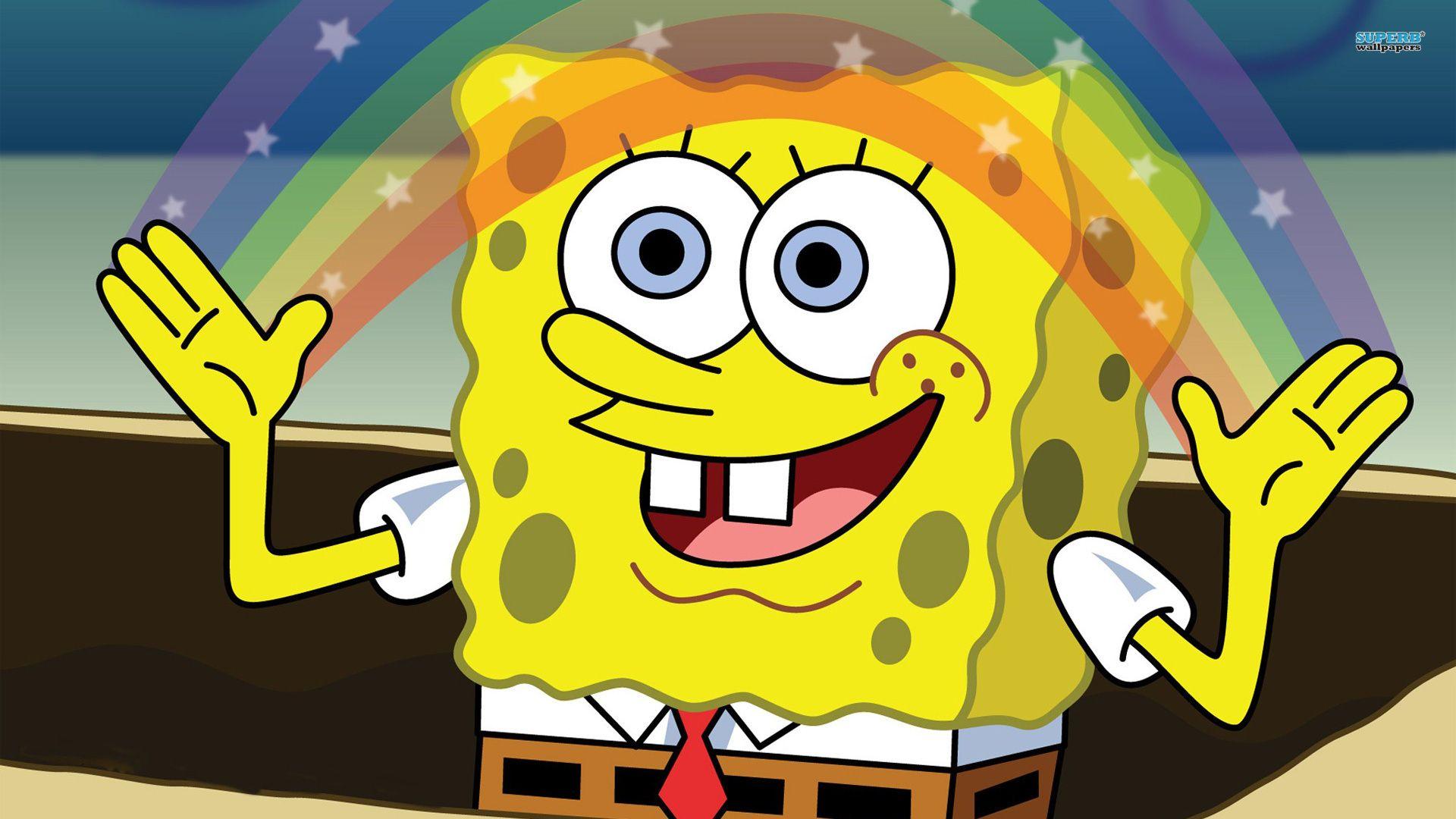 35 Gambar Wallpaper Hd Iphone Spongebob terbaru 2020 di