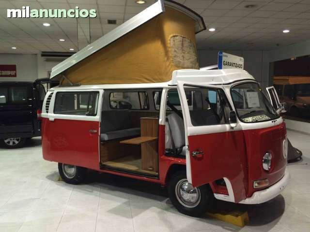 MIL ANUNCIOS.COM Volkswagen westfalia. Venta de furgonetas