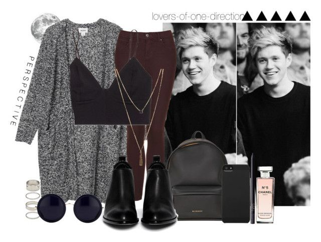 """""""♥ Niall? Niall. ♥"""" by lovers-of-one-direction ❤ liked on Polyvore featuring Monki, Topshop, Givenchy, Wilfred Free, Alexander Wang, NARS Cosmetics, Incase, Chanel, Forever 21 and The Row"""