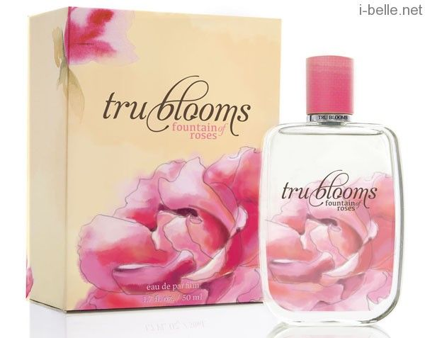 New Fragrance: Tru Blooms Fountain Of Roses