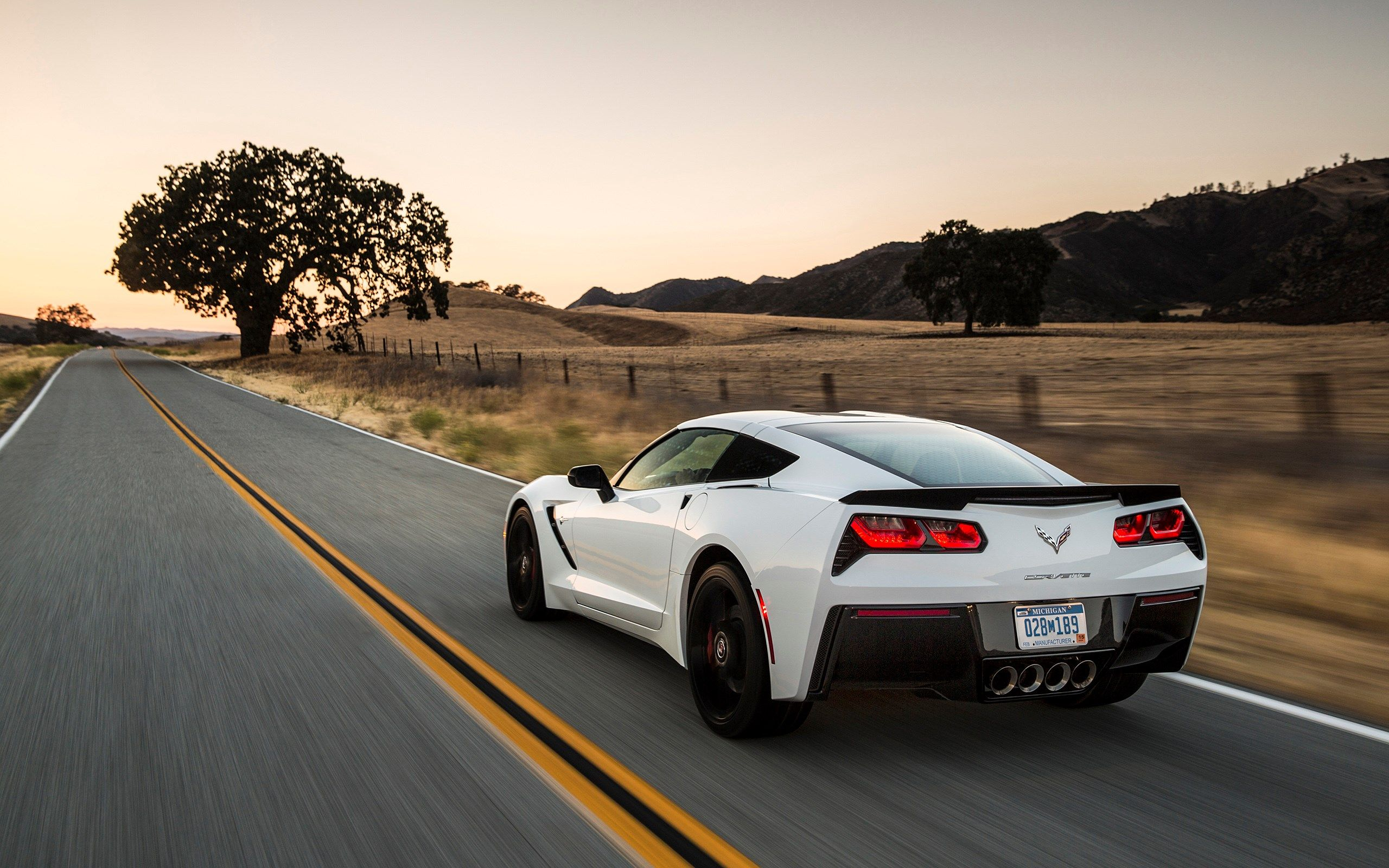 Irvin robertson chevrolet corvette wallpapers 1080p high quality 2560x1600 px