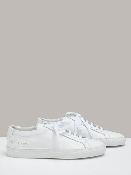 Woman by Common Projects Achilles Low