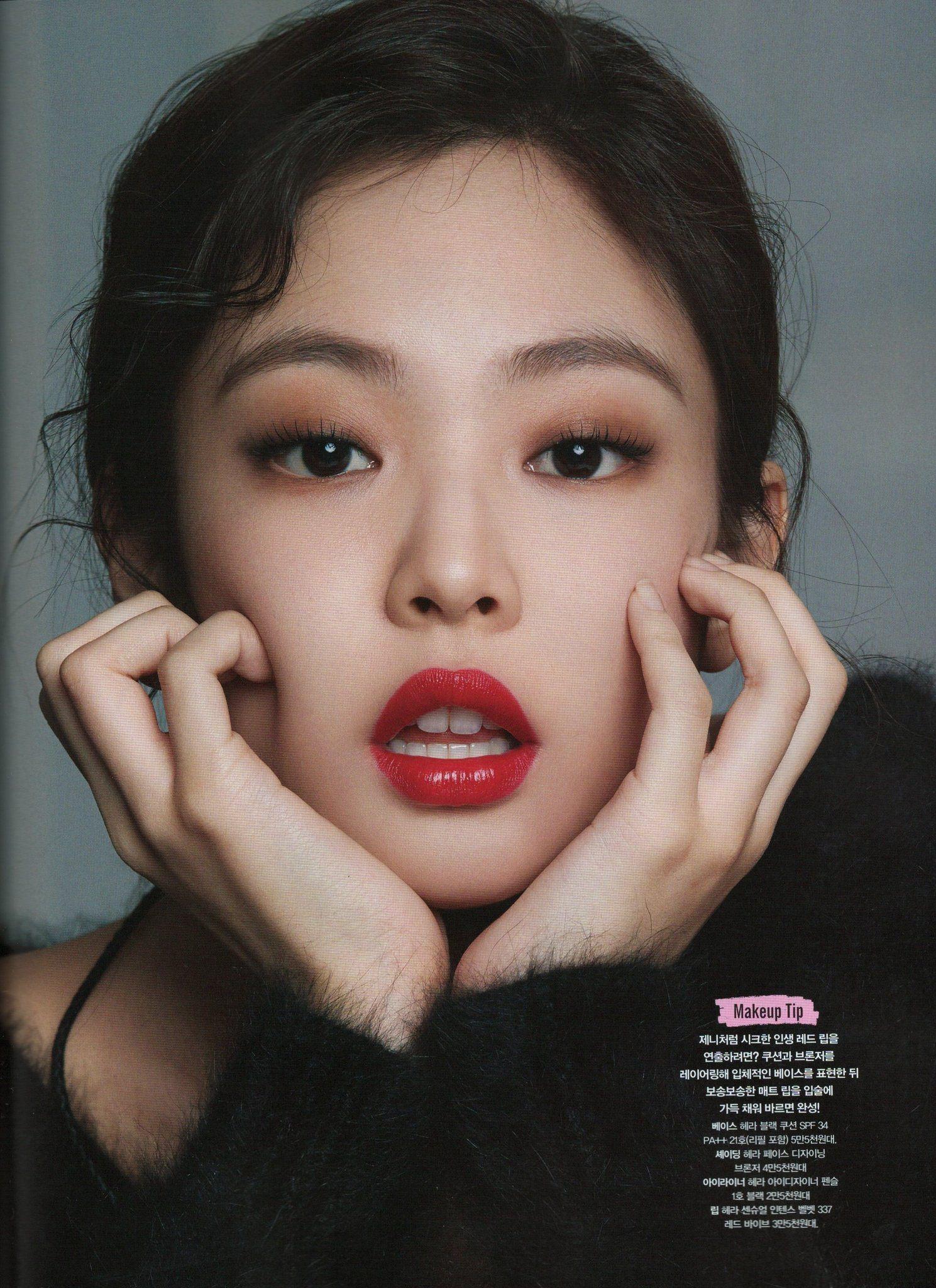 ︎「kimmiecla ︎」 ︎ Blackpink jennie, Kim makeup, Blackpink