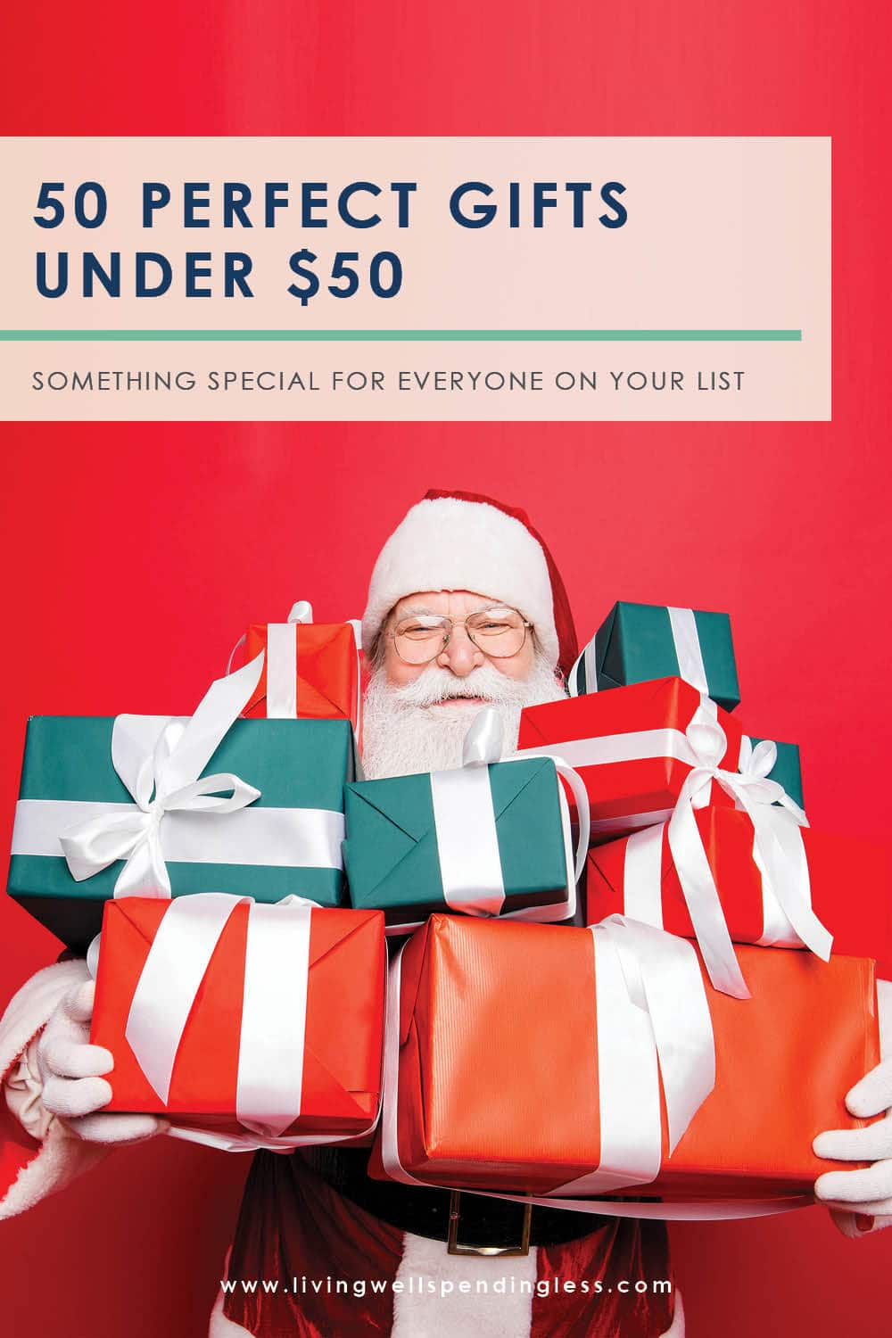50 Perfect Gifts Under 50 Ultimate Online Holiday Shopping Guide Holiday Shopping Guide Holiday Online Shopping Perfect Gift