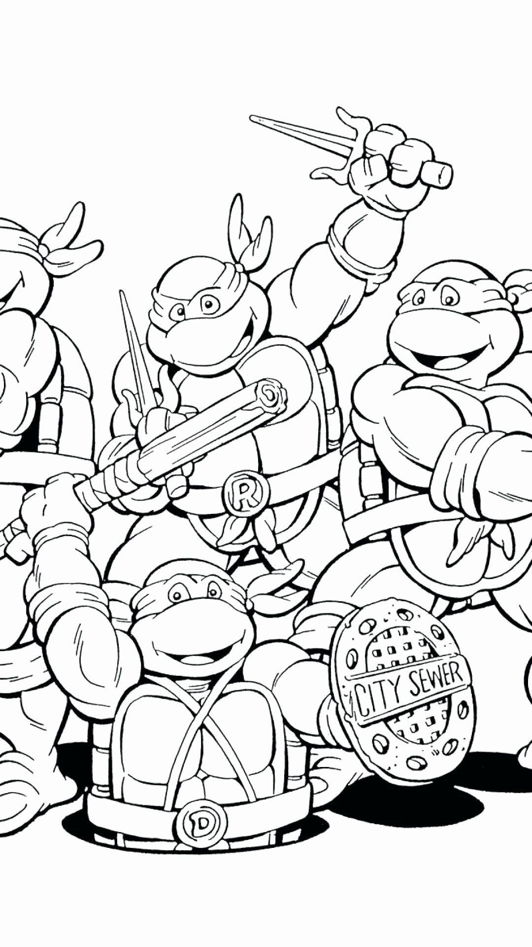 Ninja Turtle Coloring Pictures Unique Top 26 Great Teenage Mutant Ninja Turtles Colo Turtle Coloring Pages Ninja Turtle Coloring Pages Superhero Coloring Pages