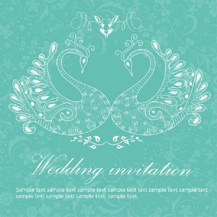 Traditional Wedding Invitations Background Invitation Ideas