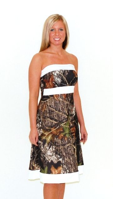 612f08aa68 I would use this for my reception or braids maids! Camo Prom Dresses