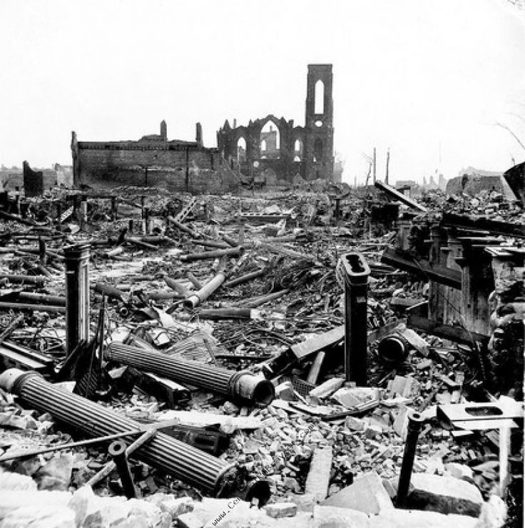 oct 8  1871  the great chicago fire begins on this night