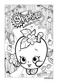 Image Result For Shopkins Coloring Pages