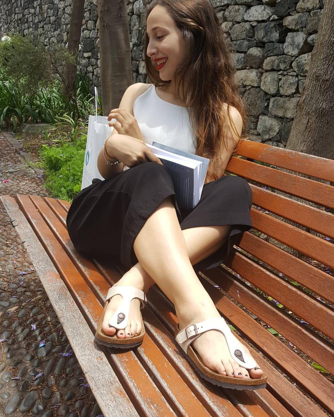 Pin by Jett Blast on Cool sandals! | Barefoot girls, Cigar