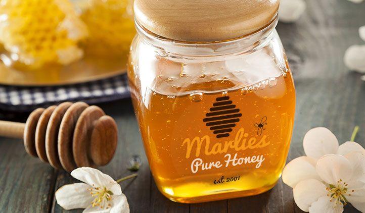 17 Best images about Honey Jar Labels on Pinterest | Raw honey, UX ...