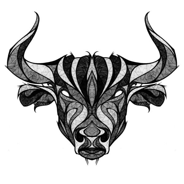 9bd974443 these would make cool tats...providing you have the right artist. Taurus