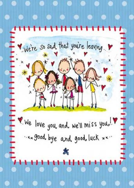 Pin By Missy Pantall On Quotes For The Classroom Goodbye And Good Luck Juicy Lucy Good Luck Cards
