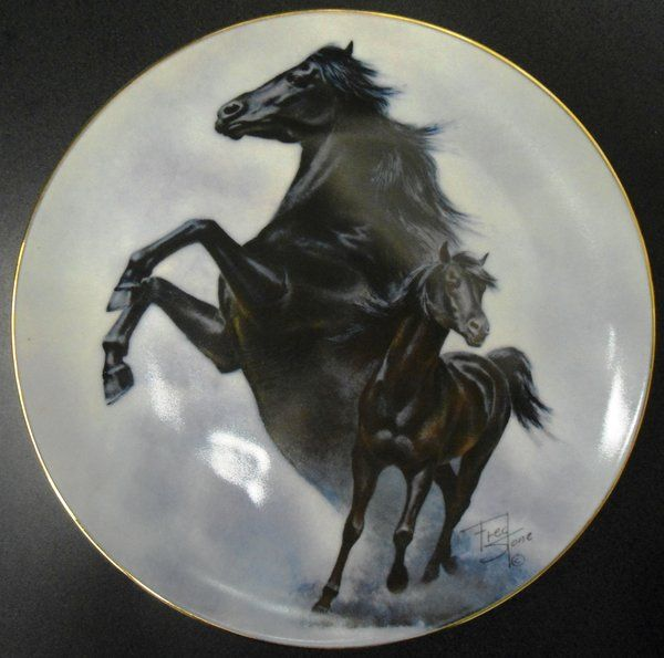 The Black Stallion by Fred Stone 1983 | Gertie's Gems