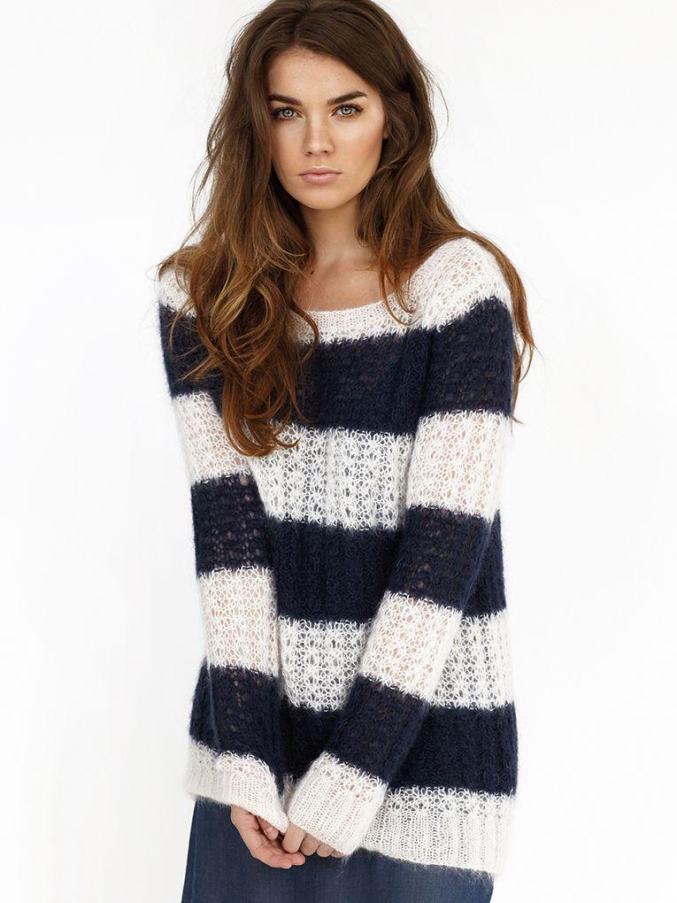 Slouchy   knitting   Pinterest