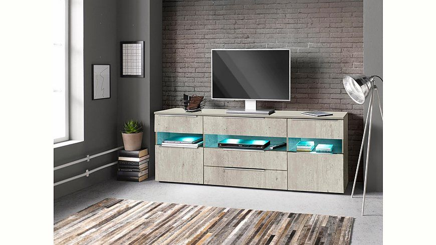 Sideboard, Breite 166 cm Jetzt bestellen unter: https://moebel.ladendirekt.de/wohnzimmer/schraenke/sideboards/?uid=8c851530-e265-5276-8d41-e8352f8ac330&utm_source=pinterest&utm_medium=pin&utm_campaign=boards #schraenke #wohnzimmer #sideboards