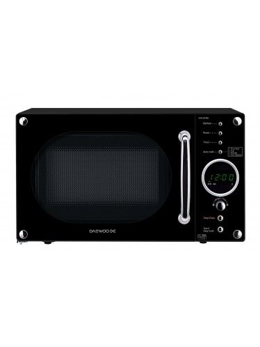 Cool kitchen gadgets - Daewoo 800w 20L Microwave Oven - Black ...