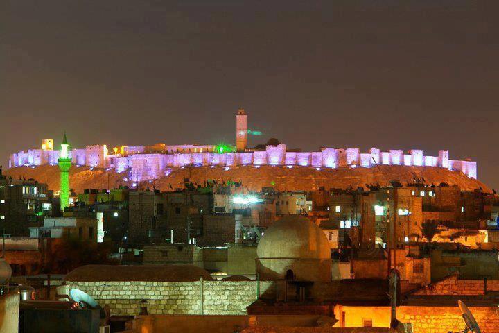 صور من مدينة حلب الشهباء عشاق حلب الأهلي نادي الإتحاد السوري