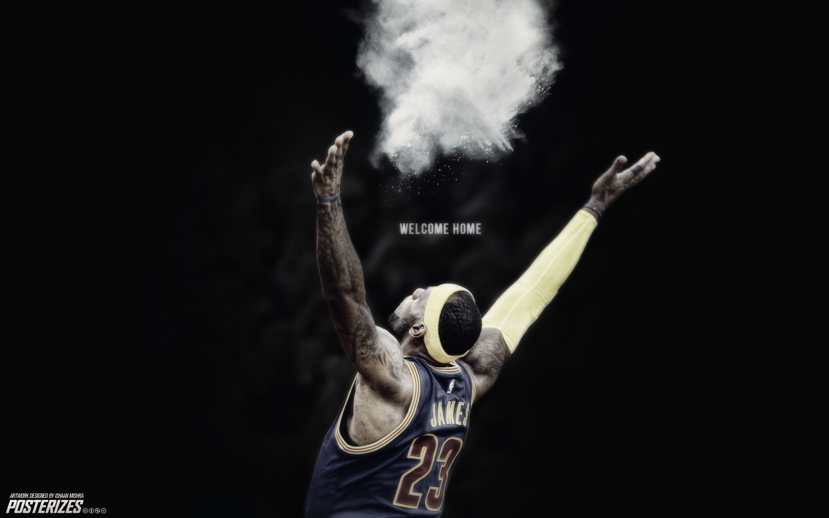 LeBron James HD Wallpapers Backgrounds Wallpaper