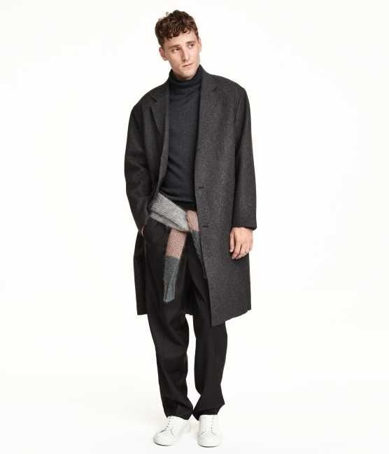 Wintermäntel von H M MEN findet Ihr auch bei uns in der  EuropaPassage   EuropaPassageHamburg  Mode  Outfit  style  fashion dfb4f846fe